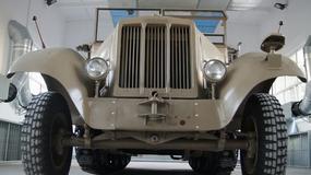 Wydobycie Sd.Kfz 6, unikatowego pojazdu z czasów II wojny światowej