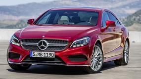 Mercedes oficjalnie pokazał nowego CLS-a