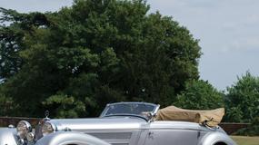Sensacyjna aukcja 70 zabytkowych Mercedesów