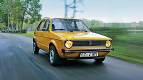 Volkswagen Golf I - pokonał wszystkich