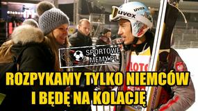 PŚ w Willingen: Polacy najlepsi w konkursie drużynowym. Memy po triumfie Biało-Czerwonych