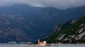 Czarnogóra - Zatoka Kotorska