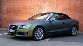 Jak szybko i tanio zmienić kolor auta?
