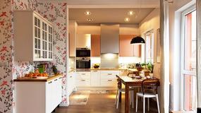 Dwupoziomowe mieszkanie w Warszawie - proste, przytulne, nowoczesne