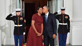 Michelle Obama zadała szyku na zaprzysiężeniu Donalda Trumpa
