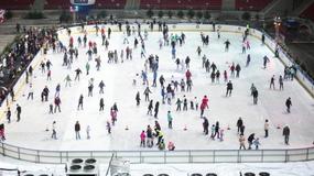 100 tysięcy osób na lodowisku na Narodowym. Dziś ostatni dzień