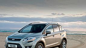 Ford Kuga - Focusem w teren?