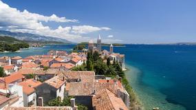 Rab w Chorwacji - szczęśliwa wyspa