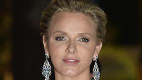 Księżna Charlene na gali w Monte Carlo wyglądała perfekcyjnie