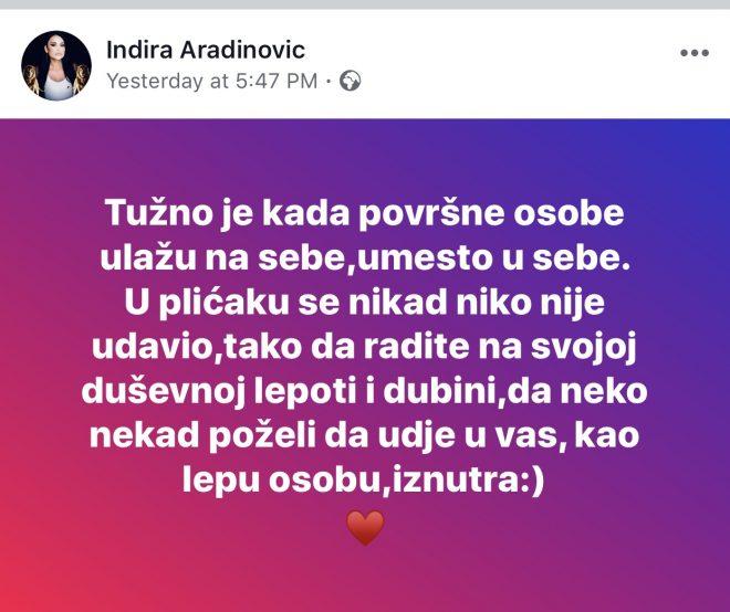 Indira Indi Aradinović