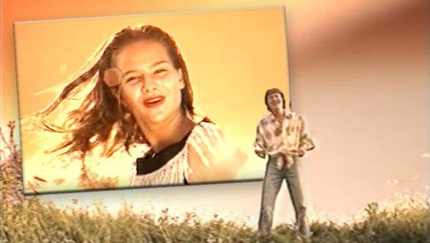 Ilda Šaulić u tatinom spotu