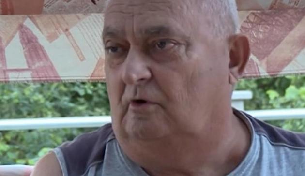 Otac Darka Radovanovića