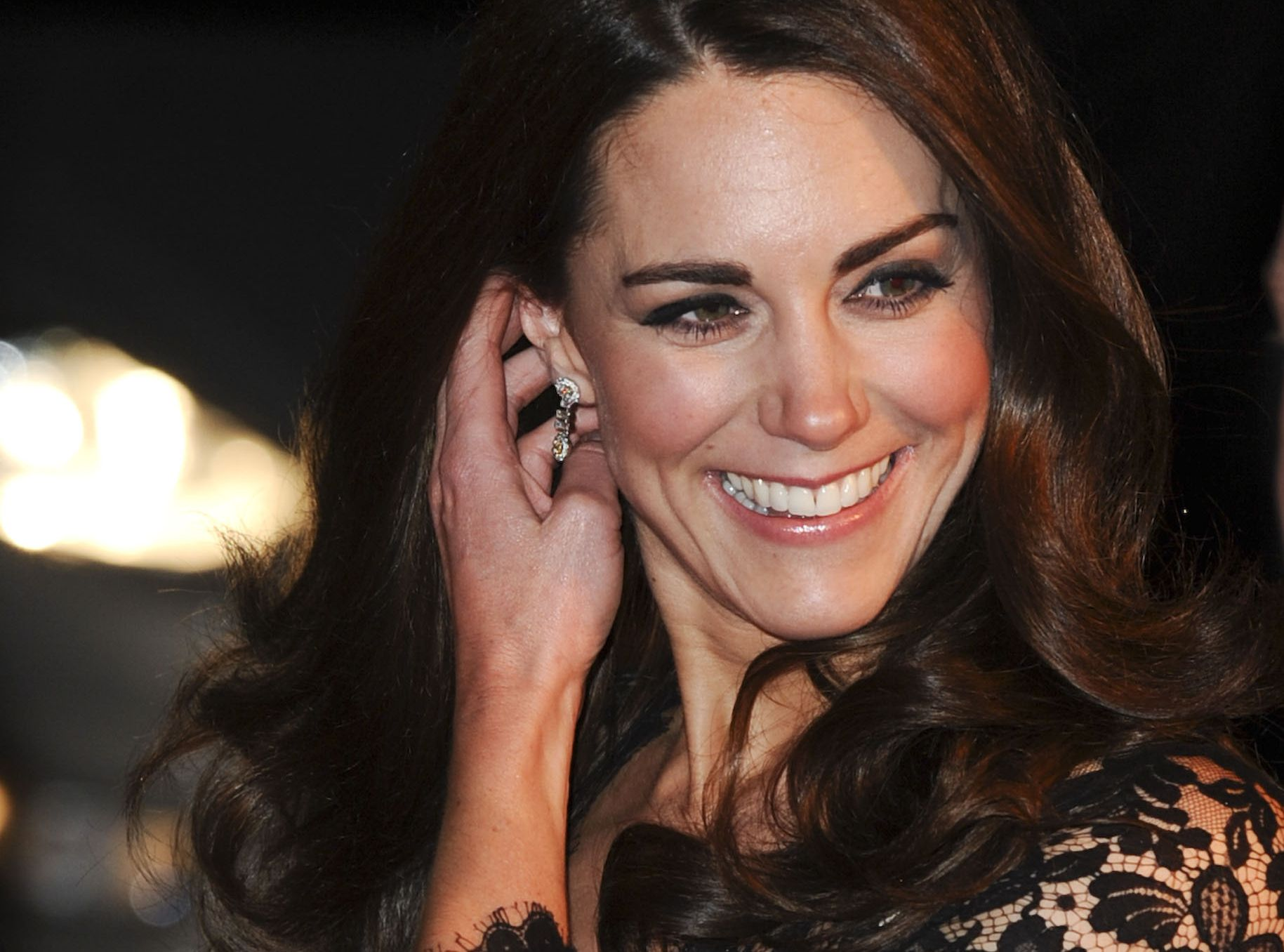 13. Kate Middleton