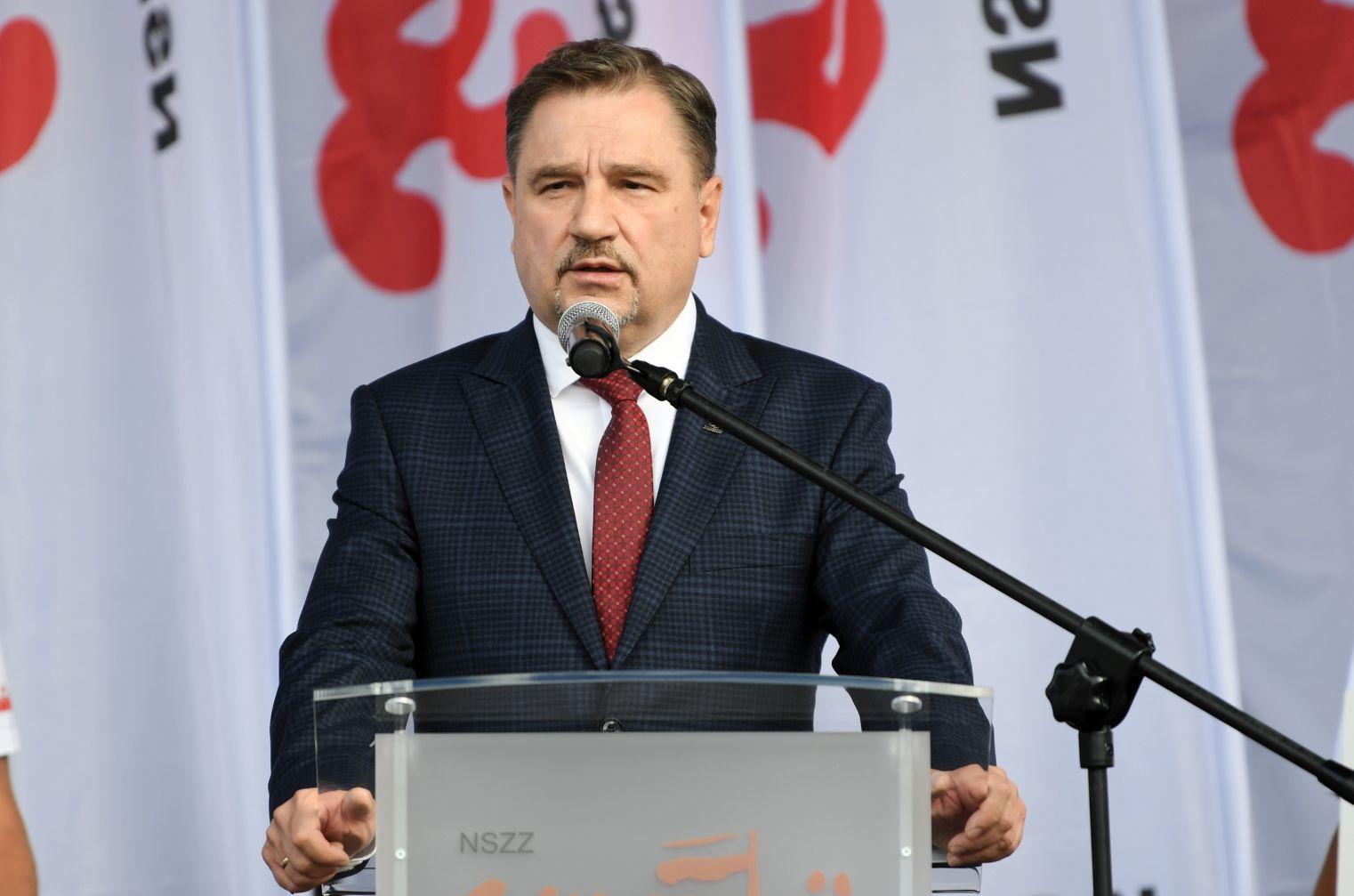 Piotr Duda: My też będziemy protestować spontanicznie. Skoro można [WYWIAD]  - GazetaPrawna.pl