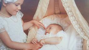 Opublikowano najnowsze zdjęcia księżniczki Stelli i księcia Oskara