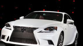 Nowy Lexus IS: więcej sportu