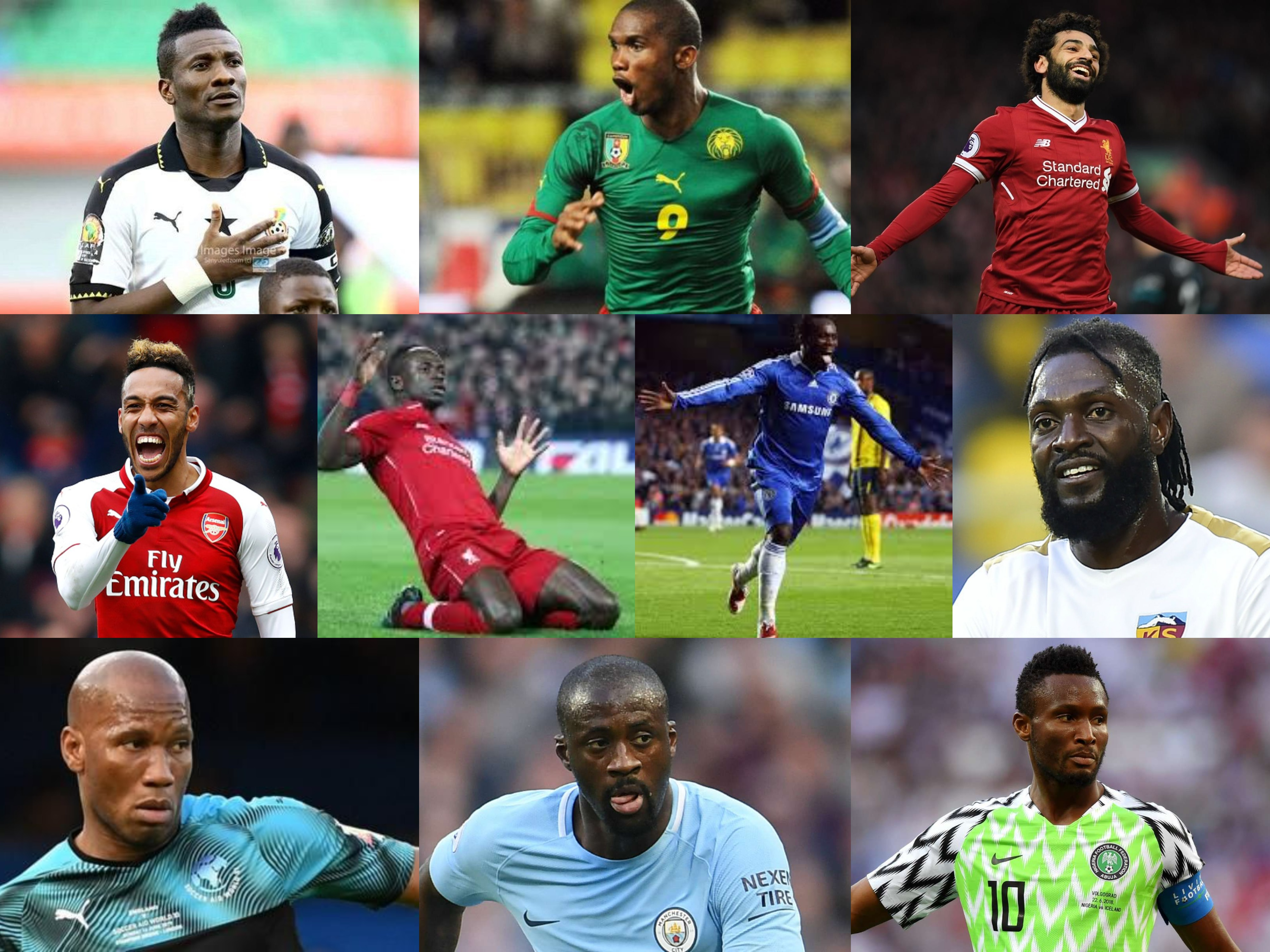 Top 10 richest African footballers in 2020 [ARTICLE] - Pulse Nigeria