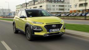 Hyundai Kona 1.6 T-GDI 7DCT 4WD - crossover z potencjałem