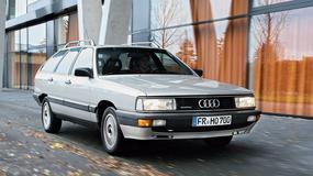 Audi 200 Avant - to on dodał Audi prestiżu