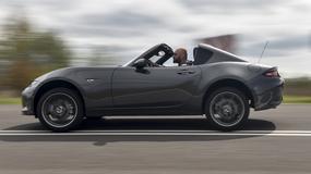 Mazda MX-5 RF – budżetowa Targa I TEST