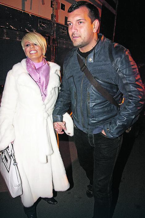 Dara Bubamara i Milan Kesić