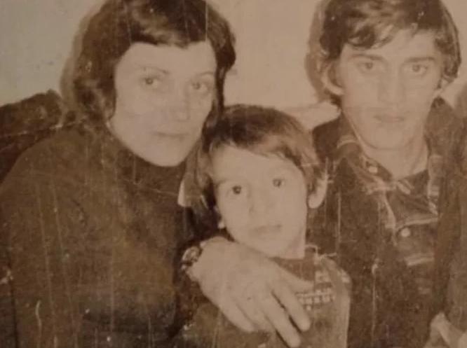 Roditelji Kristijana Golubovića