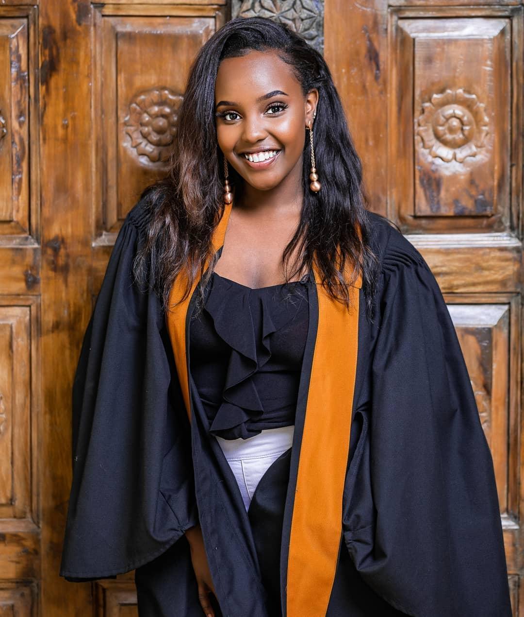 Award Winning star Nikita Kering graduates from BrookHouse [ARTICLE] - Pulse Live Kenya