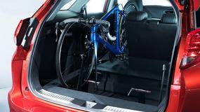 Honda Civic Tourer dla rowerzystów