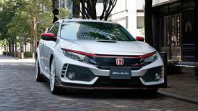 Honda Civic Type R w wersji Championship White