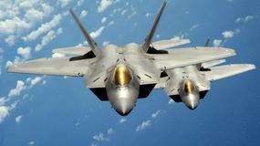 Lockheed Martin F-22 Raptor. Najlepszy myśliwiec świata, który zapewni USA dominację przez najbliższe 30 lat.