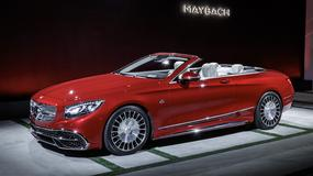 Mercedes-Maybach S 650 Cabriolet już oficjalnie
