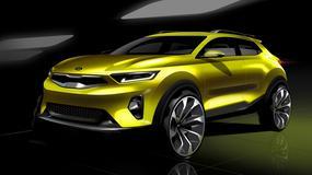 Kia Stonic – nowy kompaktowy crossover