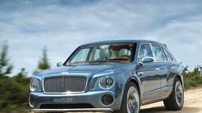 Bentley wyjedzie z Bratysławy do Crewe