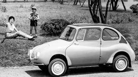 Subaru narodziny 4x4
