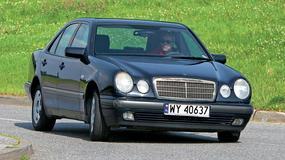 Ofiara rdzy, ale z dobrym dieslem - Mercedes klasy E W210 2.9 TD