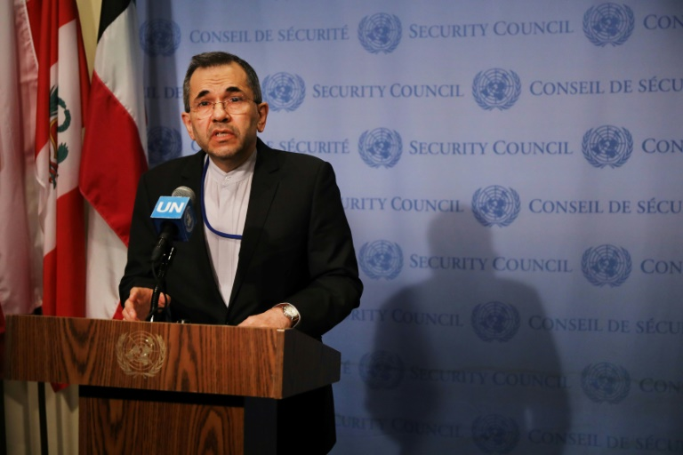 Iran nuclear deal remains crucial to int'l security, UN official says