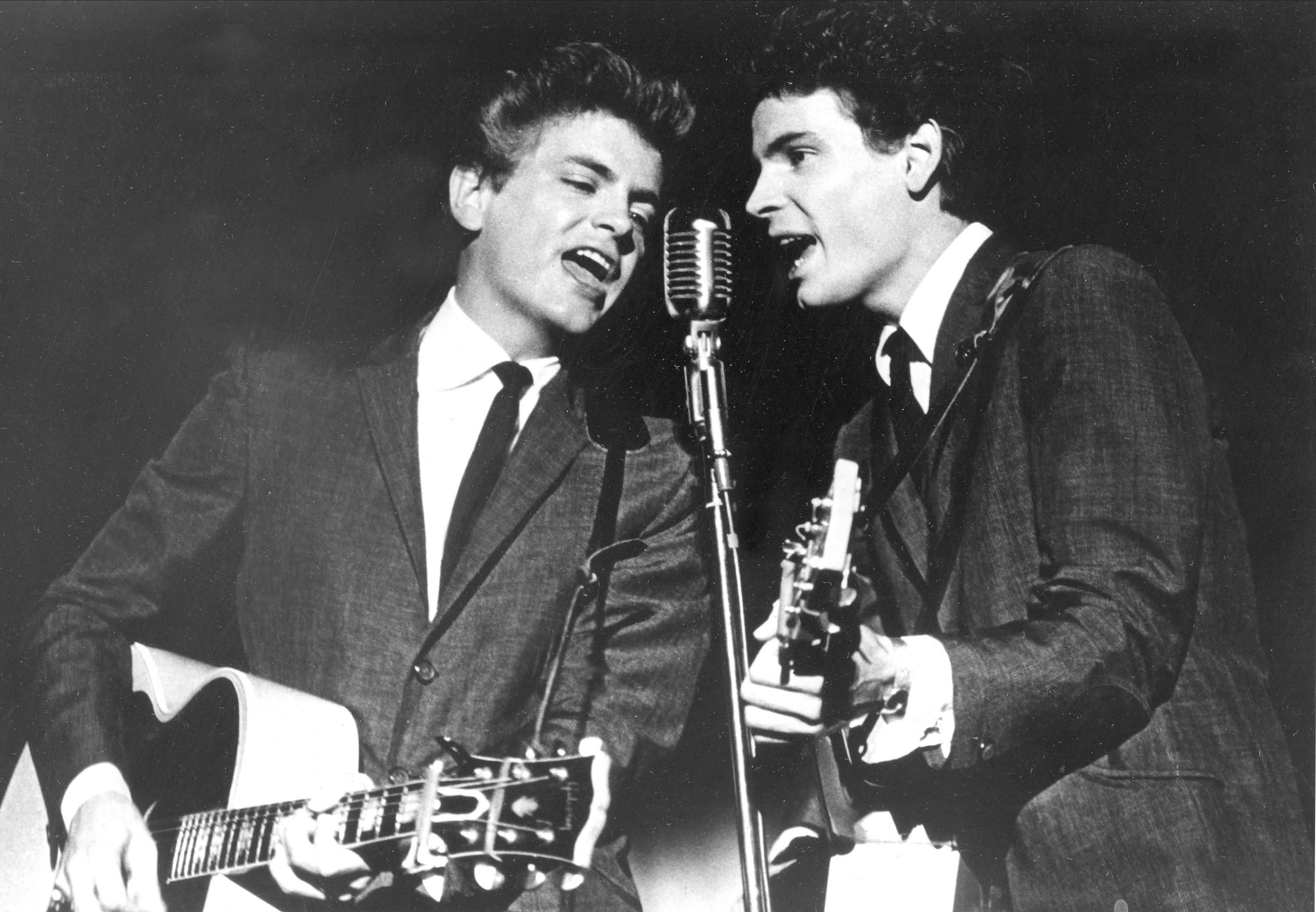 The Everly Brothers w 1964 roku