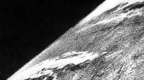 Pierwsze zdjęcie wykonane z przestrzeni kosmicznej ma już 66 lat