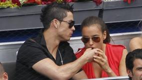 Irina Szejk je z rąk Cristiano Ronaldo...