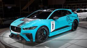 Jaguar I-Pace Race Car – torowy kociak nadciąga