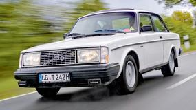 Volvo 242 Turbo - kanty w wersji z doładowaniem