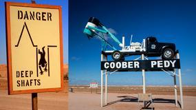 Coober Pedy - niezwykłe górnicze miasteczko na australijskiej pustyni