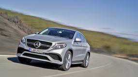 Mercedes GLE Coupe - nuda? Nie w tym aucie