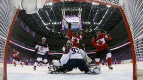 Soczi 2014: Amerykanie przegrali w półfinale z Kanadyjczykami