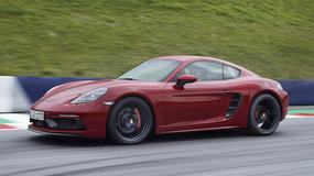 Porsche 718 GTS: 365 KM pod stopą
