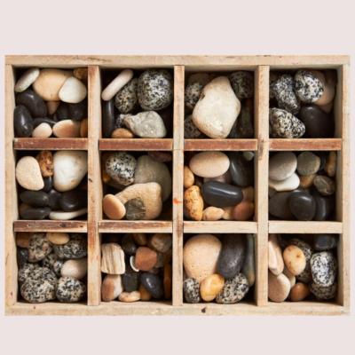 Različiti oblici i teksture su stimulativne za razvoj deteta