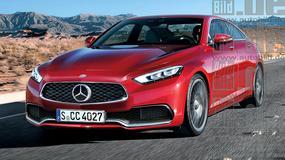 Nowe 4-drzwiowe coupé od Audi, BMW, Mercedesa i Volkswagena - Auta marzeńdla rodzin