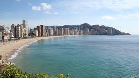 Hiszpania - Benidorm i okolice