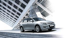 Hyundai i30 CW - Przestrzeń dobrze opakowana