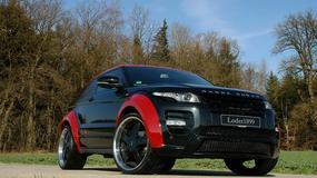 Range Rover Evoque SD4 Horus
